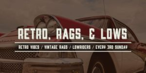 Retro, Rags, & Lows