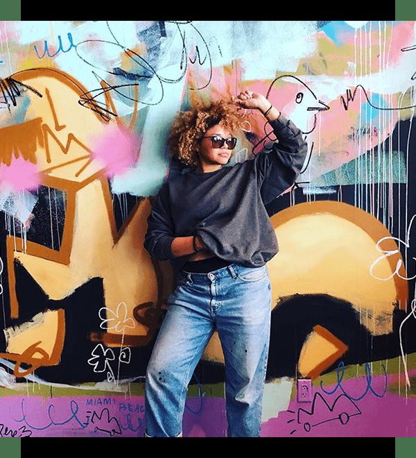 Wynwood Marketplace Miami graffiti art